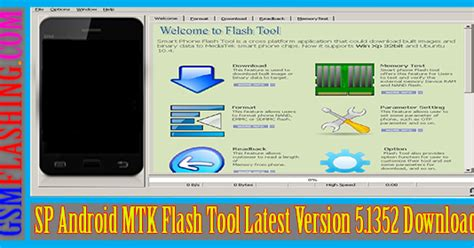 mtk android pattern unlock software latest free mtk flasher sp flash tool ver 5 1352 download