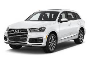 Audi Suv Photos 2017 Audi Q7 Reviews And Rating Motor Trend