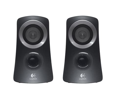 Logitech Z 313 Speaker 2 1 Hitam speaker system z313 logitech rest of eu