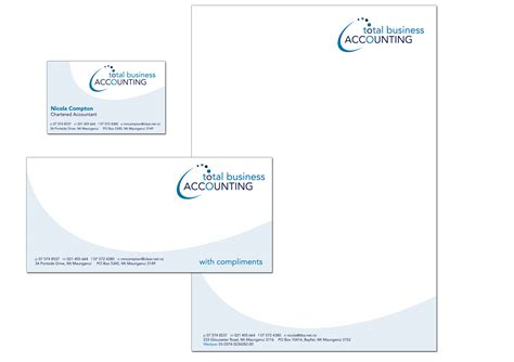 Business Letterhead Stationery Letterheads Tigerzi Design
