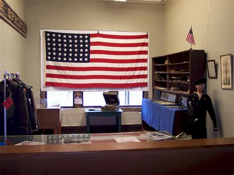 Excelsior Springs Museum Archives Military Room Army Room