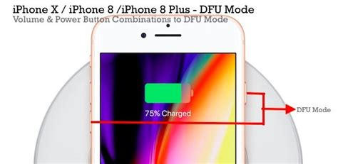 how to use dfu mode on your iphone xs xr x or iphone 8 appletoolbox
