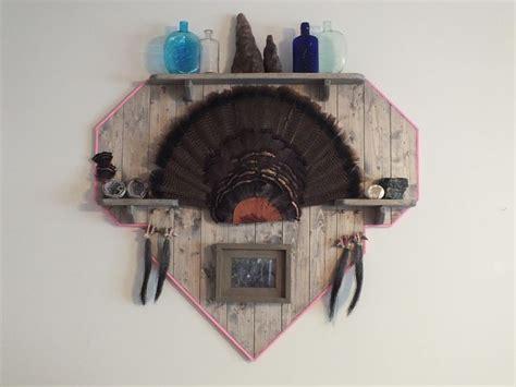 diy turkey fan mount 12 best images about turkey fan mounts on