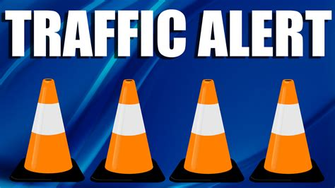 New Alert Is Wired 2 by Skook News Traffic Alert Route 61 South Closed South Of