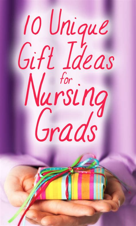 Gifts For Nursing Students - 10 unique gift ideas for nursing grads