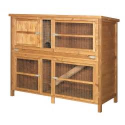 Guinea Pigs Hutch Chartwell Double Tongue And Groove Rabbit And Guinea Pig