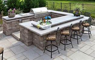 best outdoor kitchen countertops options cad pro