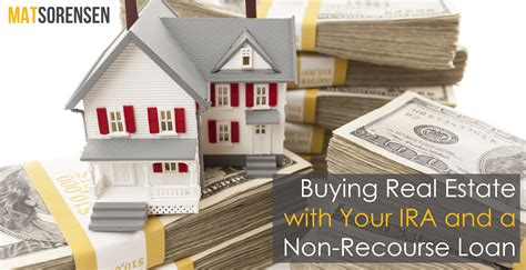 ira buy house buying real estate with your ira and a non recourse loan self directed ira handbook