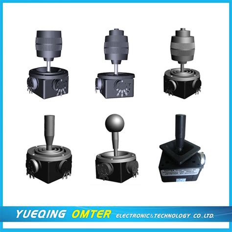 joystick knob potentiometer switch yueqing omter