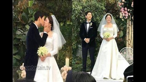 wedding song breaking songsong wedding song joong ki and