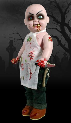 Sam The Butcher Is Dead by Gluttony Living Dead Dolls