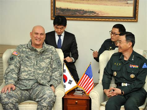 Rok Korea Original 40 chief of staff chions army s in asia pacific shift article the united states army