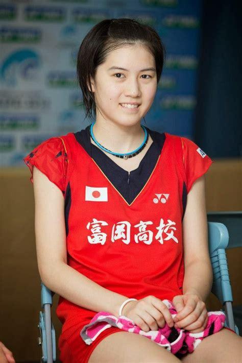 aya ohori   future  japan badminton idol
