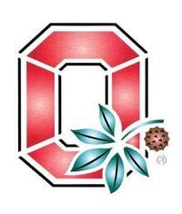 osu logo stencil ohio state buckeyes logo