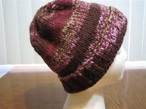 knitting patterns for beanies with needles 1000 images about knitted hats on 2 needles on