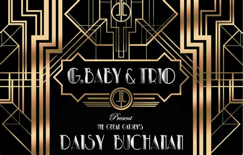 great gatsby powerpoint template 25 best party invitation
