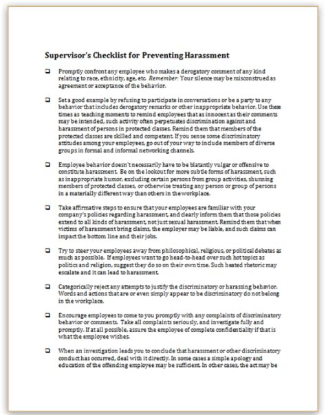 sexual harassment letter template free sexual harassment letter template free template design
