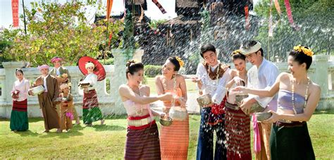 thai new year water festival songkran thailand water festival charmingplacehotel
