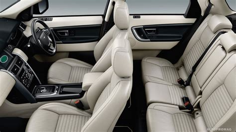 land rover discovery sport interior the land rover discovery sport to reach india by 2015