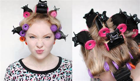 short hair and rollers hot rollers for short hair to download 1 hot rollers for