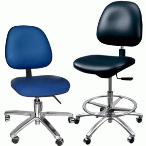 Clean Room Lab Stools by Lab Chairs Lab Stools Clean Room Chairs Esd Safe Chairs