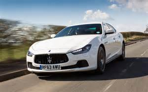 Review Of Maserati Ghibli The Clarkson Review Maserati Ghibli S 2014