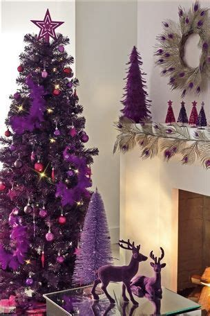 plum color christmas tree decorations 25 best ideas about purple tree on purple purple