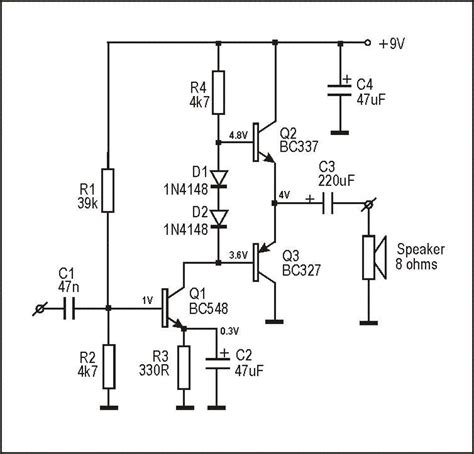 transistor or ic lifier zl2pd audio lifier for receivers