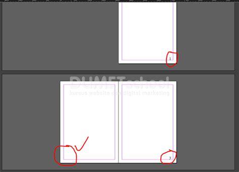 cara memberi nomor halaman tidak urut cara menyisipkan halaman kosong namun tetap terhitung