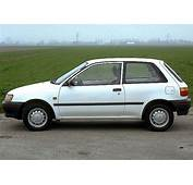 Toyota Starlet 1990 Pictures Images