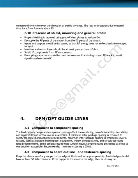 design critique guidelines rf design and review guidelines