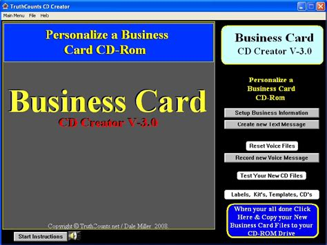 Business Card Size Dvd
