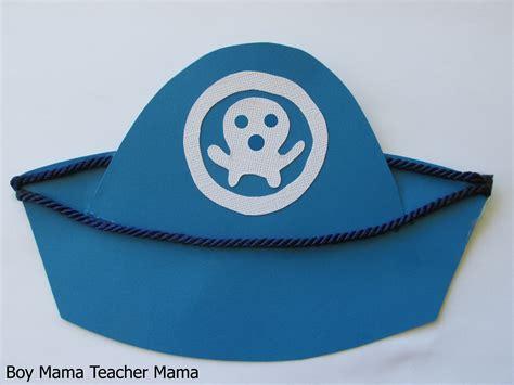 Octonauts Hat Printable