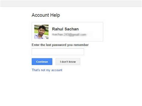 reset gmail to english how to change gmail password tamil gizbot