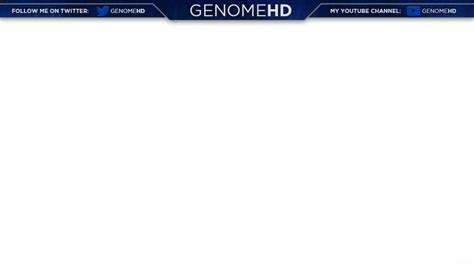 10 twitch overlay template psd free images twitch stream