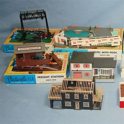kit plans listed by manufacturer model model ho model building supplies ho scale model train layouts