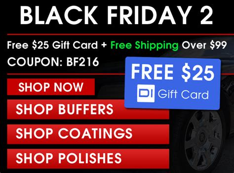 Free 25 Gift Card - black friday 2 free 25 gift card free shipping over 99 g35driver infiniti g35