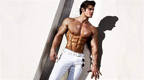 aesthetic bodybuilding wallpaper seattle photoshoot with ifbb pro jeff seid 3 weeks out