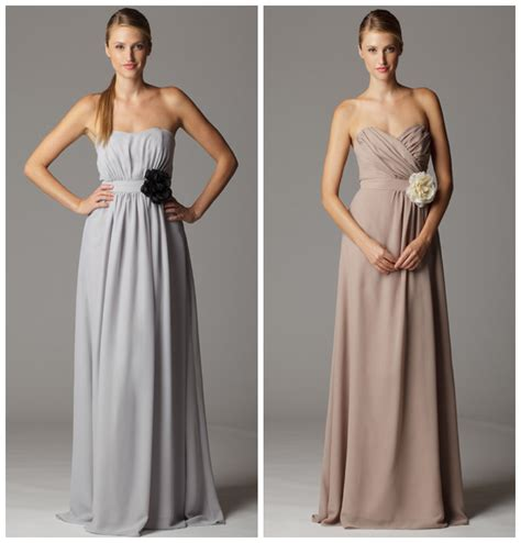 Bridesmaid Wedding Dresses by Soft Flowy Bridesmaid Dresses Rustic Wedding Chic