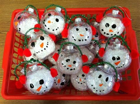 christmas craft ideas for teachers ornaments can make