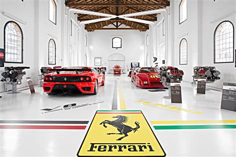 enzo ferrari museum ferrari and pavarotti come together at modena s enzo