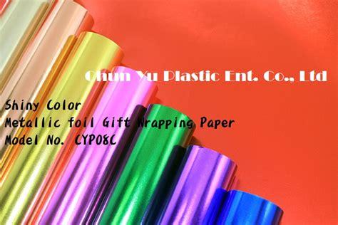 Kertas Kado Untuk Pembungkus Hadiah kertas logam dengan kertas bungkus kado berwarna cetak