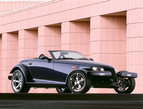 chrysler prowler srt belatedly claims plymouth prowler as one of its own
