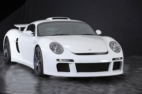 Car Barn Sport Porsche Ruf Ctr3 2012