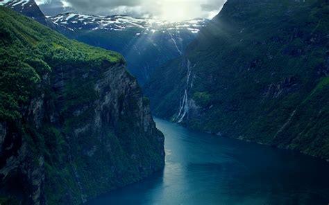 Apple Wallpaper Norway   2560x1600 geiranger fjord norway desktop pc and mac wallpaper