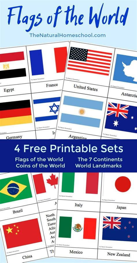 flags of the world printable worksheets 17 best images about preschool on pinterest community