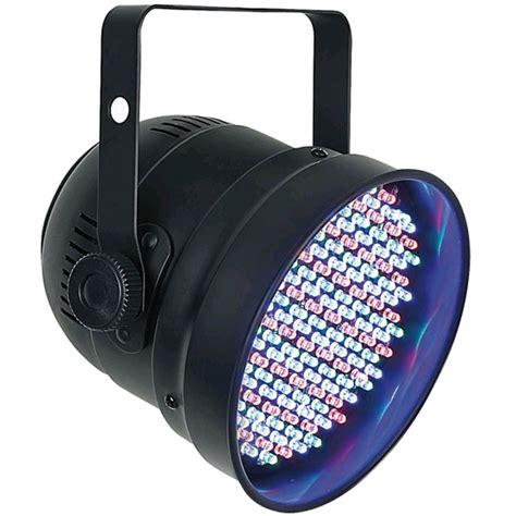 Showtec Led Par 56 Eco Short Black 171 Led Lights Par Led Light Bulbs