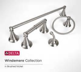 shop delta windemere brushed nickel 2 handle widespread delta windemere brushed nickel bathroom faucet 28 images