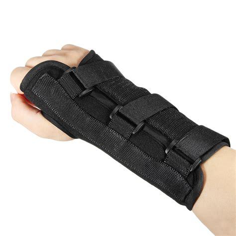 Sale 1pc Wrist Brace Support Wrist Splint Sport Wrist Band Pr 1 pair carpal tunnel wrist support sprain forearm splint band orthotic brace band belt sale