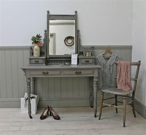 white distressed dressing table distressed mahogany dressing table by distressed